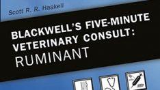 Blackwell'in Beş Dakikalık Veteriner Ruminant Danışmanlığı