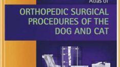 Köpek ve Kedi Ortopedik Cerrahi Atlası