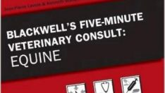 Blackwell'in Beş Dakikalı Veteriner Danışmanı Atçılık