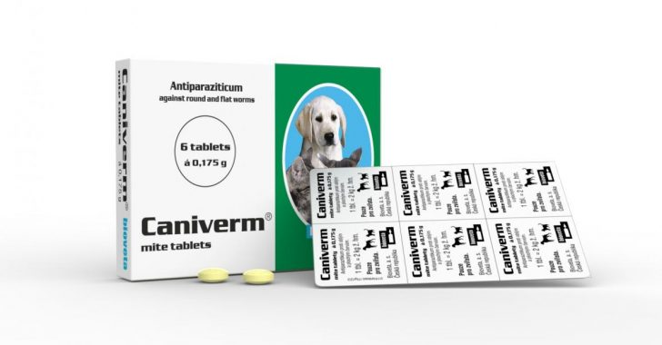 Caniverm 175 mg Oral Tablet